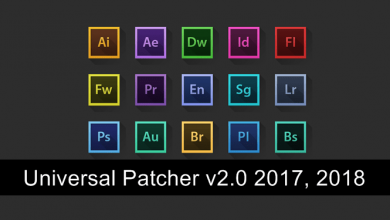 Photo of Activa Tus Productos Adobe 2017 2018 Universal Patcher v2.0 | MEGA