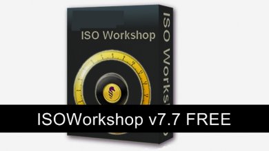 Photo of Descarga ISOWorkshop v7.7 FREE Edition Portable | MEGA