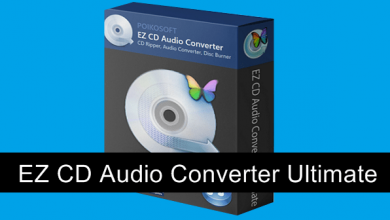 Photo of EZ CD Audio Converter Ultimate v9.1.1.1 convertidor, editor de audio y grabadora de discos