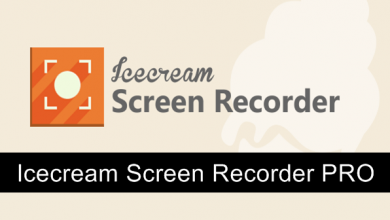 Photo of Icecream Screen Recorder Pro v6.21, Programa para grabar el vídeo de la pantalla de tu PC