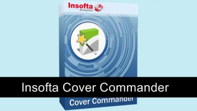 Photo of Insofta Cover Commander 5.9.0 (2019), Crea cajas profesionales con diseño tridimensional para  nuestras necesidades