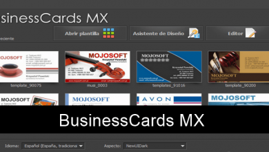 Photo of Mojosoft BusinessCards MX 5 PRO Full Serial MEGA