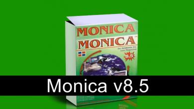 Photo of Descargar Monica v8.5 Español, Sistema Contabilidad