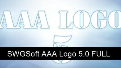 Photo of SWGSoft AAA Logo 5.0 Full Retail MEGA