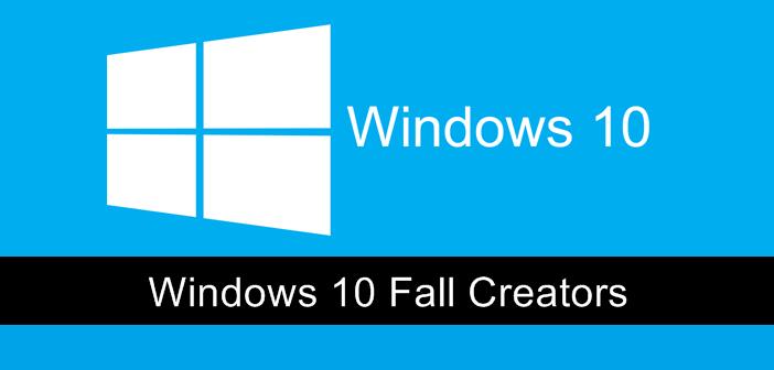 Windows 10 Fall Creators Update 1709 PRO/HOME ISO 32/64 BITS