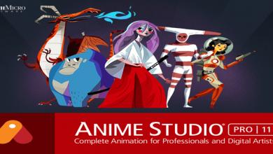 Photo of Anime Studio PRO v11, software de animaciones en 2D [MEGA]