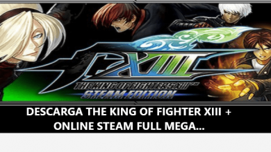 Photo of THE KING OF FIGHTER XIII + ONLINE STEAM FULL MEGA