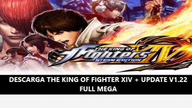 Photo of THE KING OF FIGHTER XIV + UPDATE V1.22 FULL MEGA