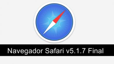 Photo of Navegador Safari v5.1.7 Versión Final Para Windows | MEGA