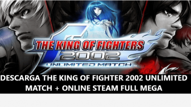 Photo of The King Of Fighters 2002 Unlimited Match + Online Steam, gran juego de peleas
