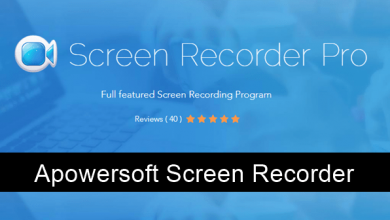 Photo of Apowersoft Screen Recorder Pro 2.4.1.5, Graba la pantalla de su escritorio con excelente sonido
