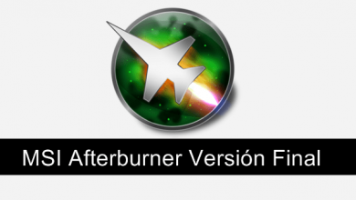 Photo of MSI Afterburner 4.6.2 B (2019) Full | MEGA Links actualizados