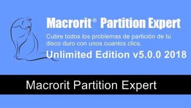 Photo of Macrorit Partition Expert v5.0.0 Unlimited Edition, Resuelve los problemas con tu partición de Disco Duro de la manera más fácil