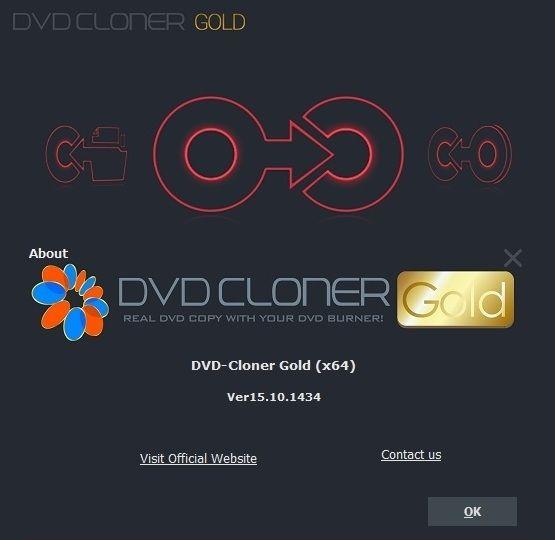 dvd cloner gold full mega - DVD-Cloner Gold/Platinum v15.30