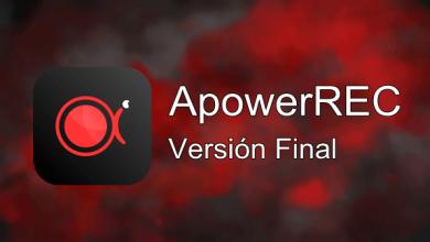 Photo of ApowerREC v1.4.5.25, Software degrabación para cualquiera actividad en su pantalla