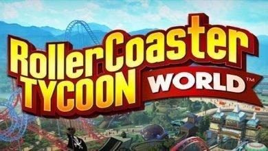 Photo of RollerCoaster Tycoon World, Simulador de parques temáticos escenarios 3D repletos de montañas rusas, atracciones