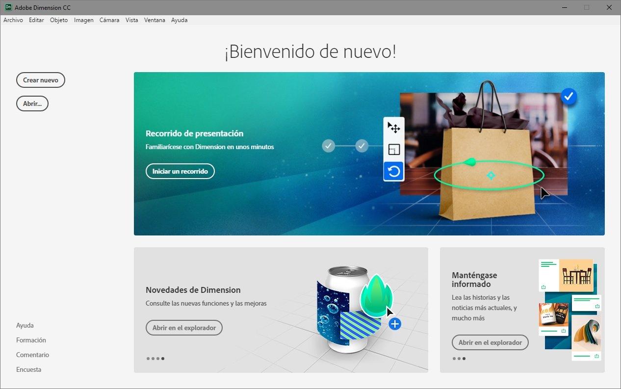 ▷ Adobe Dimension CC 2019 v2 3 1 1060 Full + Crack (Español