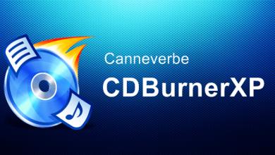Photo of CDBurnerXP v4.5.8.7041, Graba tus CD, DVD, Blu-Ray y HD-DVD