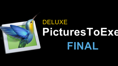 Photo of PicturesToExe Deluxe 9.0.21 (2019), Crear presentaciones de diapositivas compatibles con formatos PNG, GIF, BMP y JPEG
