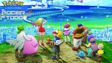 Photo of Pokémon la película: El poder de todos (2018) HD 1080p Latino Excelente