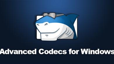 Photo of Advanced Codecs for Windows 7/8.1/10 v12.0.5, Reproducir todos los formatos códec de audio y vídeo con un conjunto completo de códecs