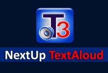 Photo of Nextup TextAloud v4.0.46 (2020), Software de texto a voz y voces que suenan naturalmente