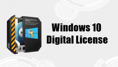 Photo of Windows 10 Digital License Ultimate 1.6, Activar cualquier producto de Windows 10 con licencia digital