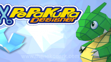 Photo of PepaKura Designer v4.1.5, Crear modelos 3D y siluetas para su recorte y así generar una figura o accesorio de papel