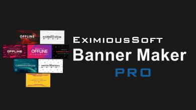 Photo of EximiousSoft Banner Maker PRO v3.61, Crea GIF y Banners como todo un profesional para sitios Webs