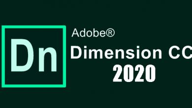 Photo of Adobe Dimension CC 2020 v3.4.0.2791, es el mejor software de diseño gráfico con herramientas gráficas de imágenes en 2D y 3D