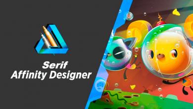 Photo of Serif Affinity Designer 1.7.3.481, Software para Diseño Gráfico de Vectores rápido, suave y exacto.