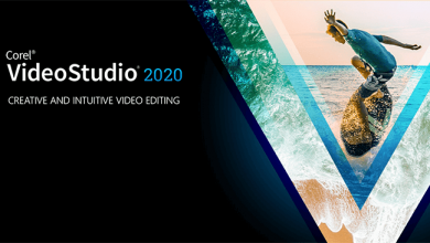 Photo of Corel VideoStudio Ultimate v23.1.0.481 (2020), Edición de vídeo en 3D, 4K o 360 grados VR