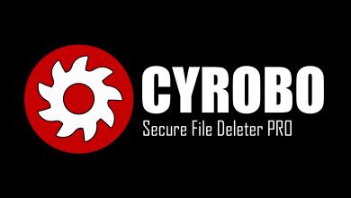 Photo of Cyrobo Secure File Deleter Pro 6.07 | Que Los Archivos Eliminados Sean Irrecuperables