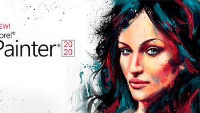 Photo of Corel Painter 2020 v20.1.0.285 [Win/Mac], Software de pintura y arte digital crea obras de arte