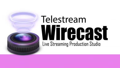 Photo of Wirecast Pro 13.1.2, Transmita fácilmente vídeos de aspecto profesional
