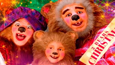 Photo of Los tres osos y el regalo perfecto (2019) Full HD 1080p Español Latino Excelente