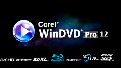 Photo of Corel WinDVD Pro v12.0.0.160 SP6 Multilienguaje (Español) Reproductor Video MEGA