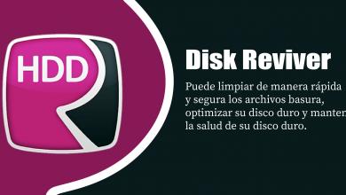 Photo of ReviverSoft Disk Reviver v1.0.0.18053 (2020), limpiar y optimizar su disco duro