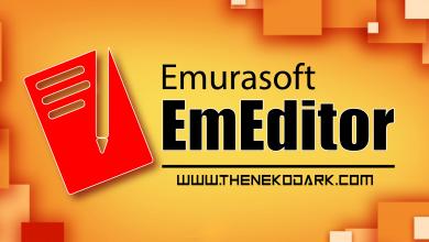 Photo of Emurasoft EmEditor Professional v19.8.6, Editor de textosde gran alcance para los programadores